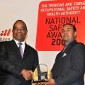 OSHA National Safety Awards 2009