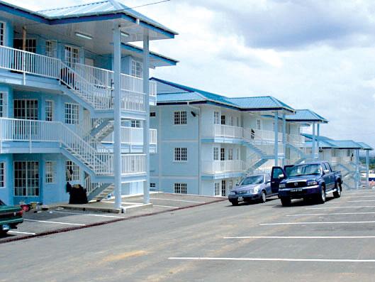 Housing development corporation of trinidad